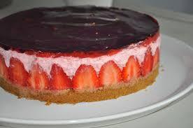 jeux de aux fraises cuisine gateaux bavarois aux fraises le tablier de lilou