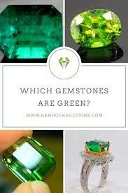 green gemstone rings images Green gemstones which gems are green gem rock auctions jpg