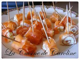canap au saumon fum et mascarpone buffet apéro chez ma soeur la cuisine de caroline