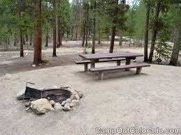 molly brown campground camping review camp out colorado