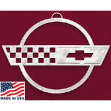 c4 corvette emblem c4 corvette emblem snap charm the corvette store