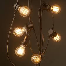led cer awning lights edison 20 bulb party lighting 240v