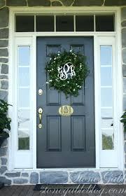teal front doors door paint colors for dark gray house color dark