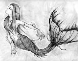 again mermaid tattoo sketch in 2017 real photo pictures images
