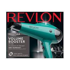 Hair Dryer Volume revlon 1875w volume booster hair dryer walmart