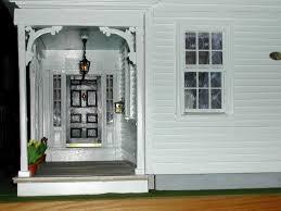 enchanting entrance with modern front door ideas applying dark