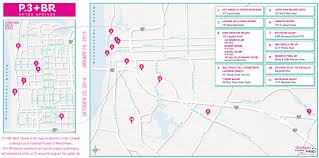 Map Of Baton Rouge Portfolio U2013 Stinson Map