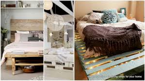 how to build a queen size bed frame and headboard farmhouse king