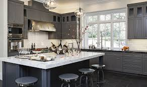 gray kitchen ideas 50 gorgeous gray kitchens that usher in trendy refinement