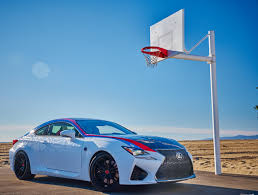 lexus rc f lease price lexus is giving away an la clippers themed rc f autoguide com news