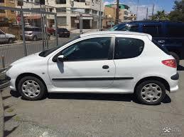 peugeot 206 2006 hatchback 1 4l diesel mechanics cyprus bazar