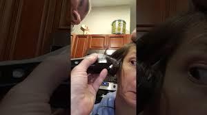haircuts at home youtube