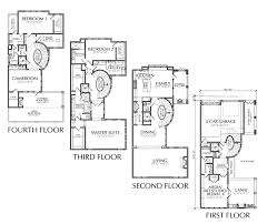 Kennedy Warren Floor Plans Exceptional 4 Story Townhouse Floor Plans Part 12 Main Floor
