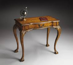 Antique Secretary Desk Value by Amazon Com Woybr 6042001 Masterpiece Writing Desk Kitchen U0026 Dining