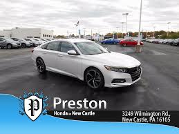 new honda accord for sale preston honda