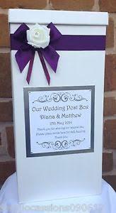 wedding gift card box wedding gift card box ebay