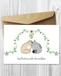 cards printable cat cards cats