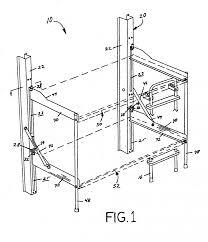 how to build a side fold murphy bunk bed tos diy folding beds uk