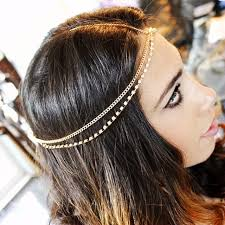 chain headband aliexpress buy chain headband fashion bohemian