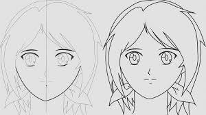 tutorial menggambar orang dengan pensil cara dasar menggambar animasi jepang anime ids