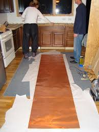 Sensa Laminate Flooring The Kitchen And Diy Copper Countertops