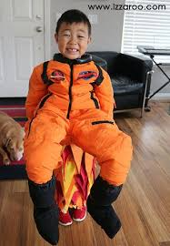 Toddler Astronaut Halloween Costume Diy Kids Flying Astronaut Halloween Costume Tutorial U2013 Izzaroo