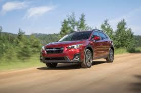 subaru xv crosstrek desert khaki 2018 subaru crosstrek first drive review automobile magazine