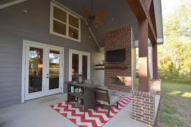 house plans with outdoor living space house plans with great outdoor living spaces dfd house plans