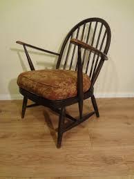 Ercol Windsor Rocking Chair Antiques Atlas Ercol Armchair 1940s