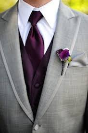 do the colors purple gray match well in clothes fashion monochrome purple wedding color inspiration purple boutonniere
