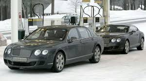 bentley continental flying spur spy photos bentley continental gt and flying spur facelift