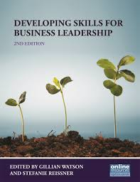 developing skills for business leadership 9781843983163