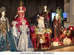 venetian masquerade costumes moscow october 2 2016 exclusive venetian stock photo 503109043
