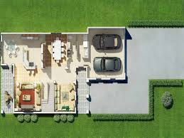 Floor Plan Software 3d Free Floor Plan Maker With Green Grass Drawing Architecture 3d