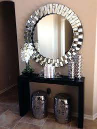 foyer table and mirror ideas unique foyer tables entryway table with storage small entry table