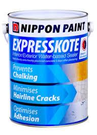 expresskote sealer nippon paint singapore