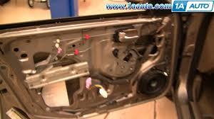 2008 nissan armada engine for sale how to install replace power window motor or regulator nissan