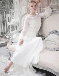 robe mariã e fluide robe de mariée d hiver fluide 22 robes de mariée d hiver
