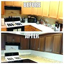 refinishing oak kitchen cabinets before and after refinishing oak kitchen cabinets refinishing oak kitchen cabinets