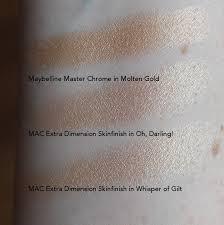 Maybelline Master Chrome new from maybelline master camo correcting pen master chrome