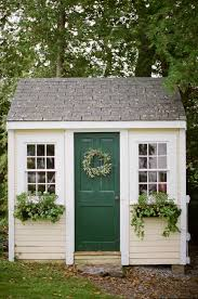 Storage Shed With Windows Designs 10 Ideas To Style Your Garden Shed