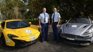 police mclaren super cars an u0027ice breaker u0027 for police western advocate