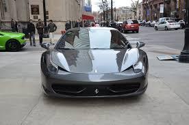 Ferrari 458 Manual - 2010 ferrari 458 italia stock gc chris55 for sale near chicago
