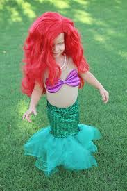Mermaid Halloween Costume Toddler Halloween Costumes Ideas Girls 152 Toddler