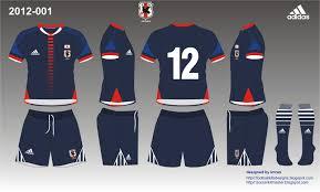 desain kaos futsal jepang football kit design master japan football kit design 2012
