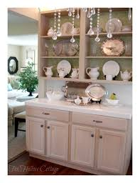 a kitchen cabinet makeover to diy for and a giveaway country