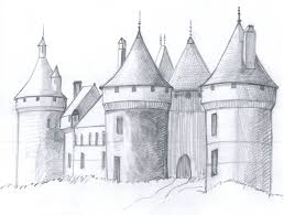 how to write on paper in minecraft best 25 castle drawing ideas on pinterest fantasy drawings draw a medieval castle
