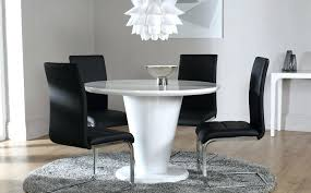 Gloss Dining Tables High Gloss Dining Tables 833team