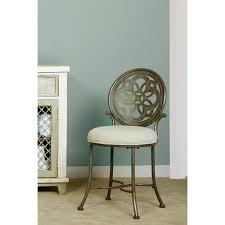 18 inch vanity stool safavieh georgia fuchsia cotton vanity stool mcr4546r the home depot