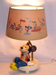 disney mickey mouse table lamp blue best inspiration for table lamp